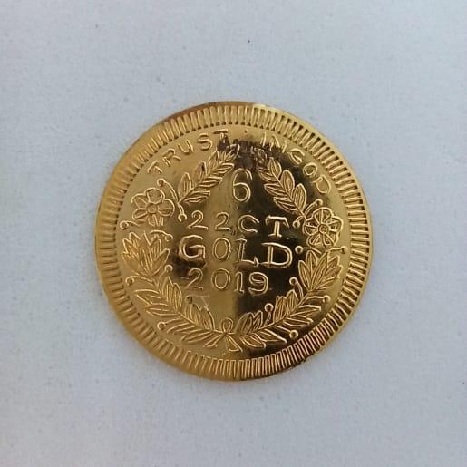 1 Gram Lakshmi Coin