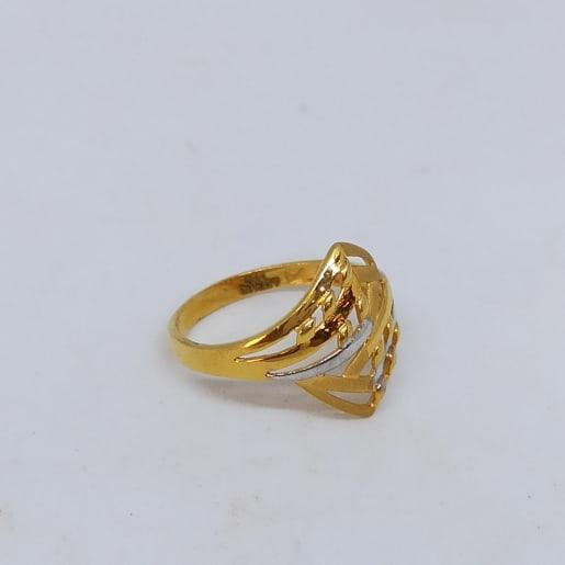 Guloche Plain Ring
