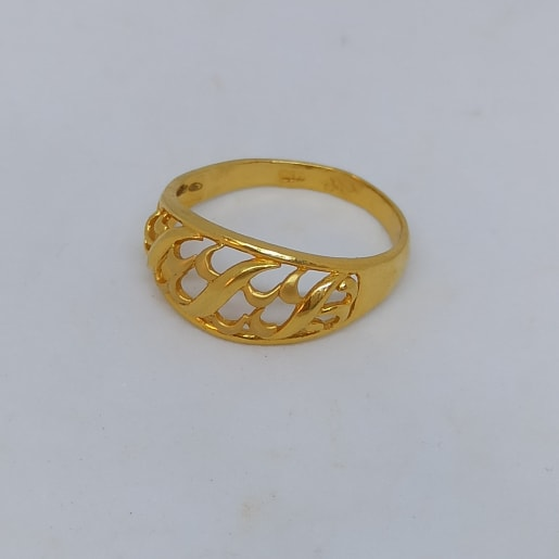 Wave Ring For Her