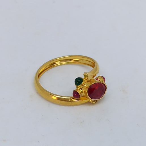 Gomed Kemp Stone Antique Ring