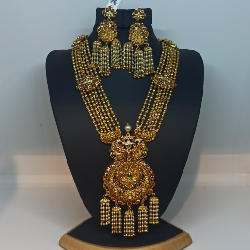 Antique Nakash Neckalce Set
