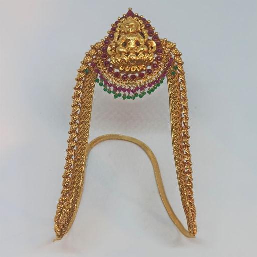 Lakshmi Antique Gold Vanki