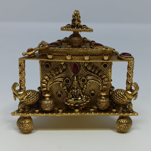 Antique Kankavati Dabbi
