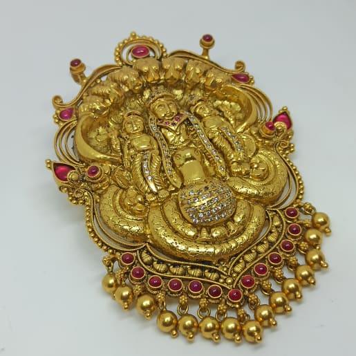 Parshurama Antique Pendant