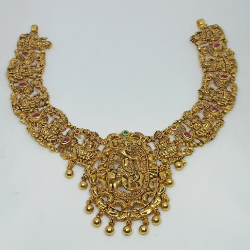 Pallavi Traditional Necklaces