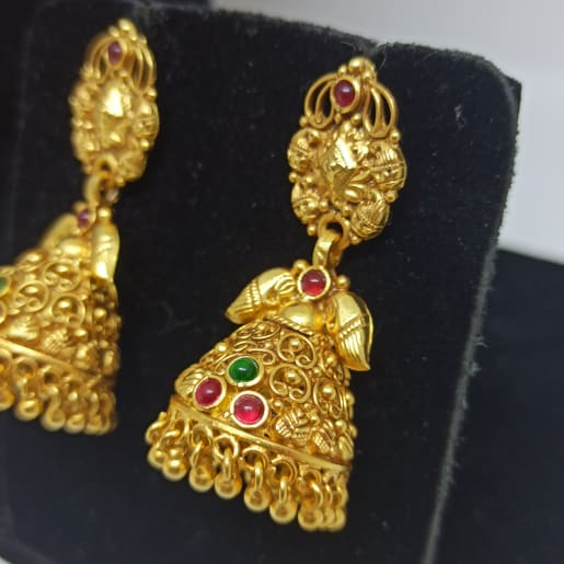 Heena Antique Jhumka