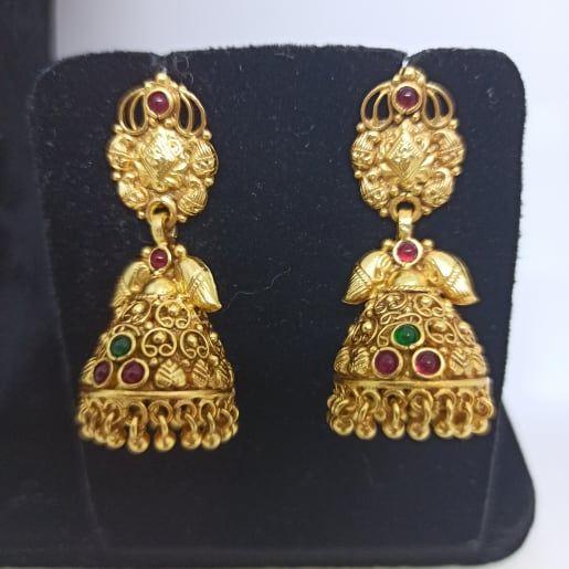 Ruhi Antique Jhumka