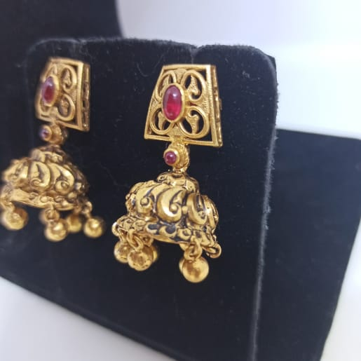 Isha Antique Nakash Earrings