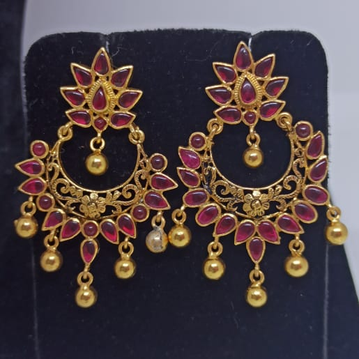 Diva Antique Nakash Earrings