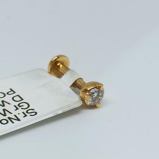 Single Diamond Nosepin 3