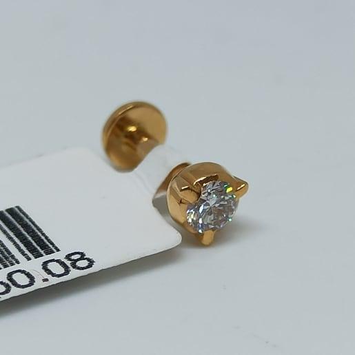 Single Diamond Nosepin 5