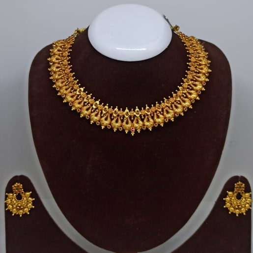 Harshitha Antique Necklace