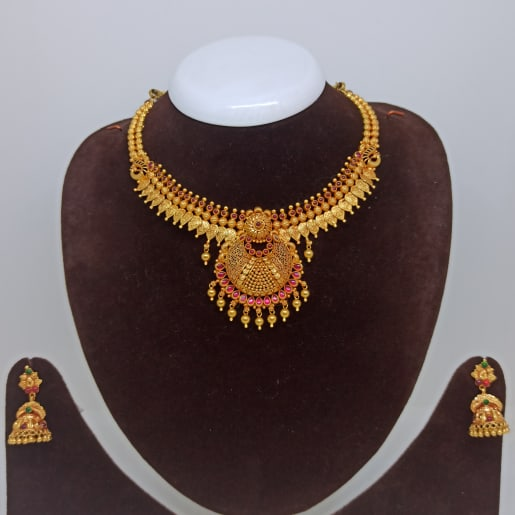 Yogita Antique Necklace Set