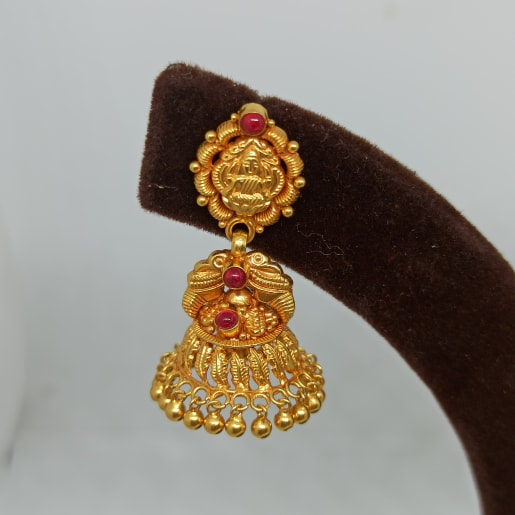 Tanvi Antique Jhumka