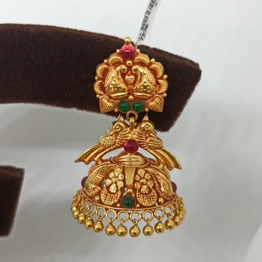 Priya Antique Jhumka