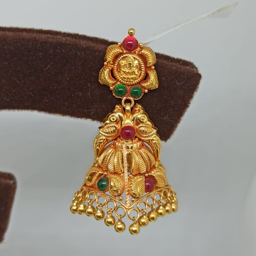 Urvashi Antique Jhumka