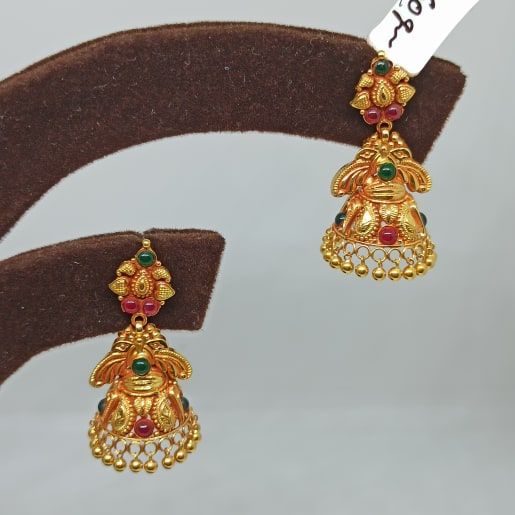 Isha Antique Jhumka