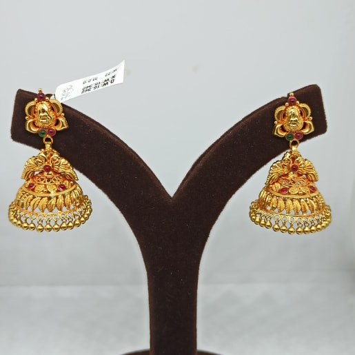 Janki Antique Jhumka