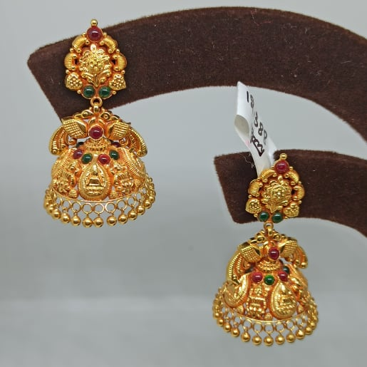 Fatima Antique Jhumka