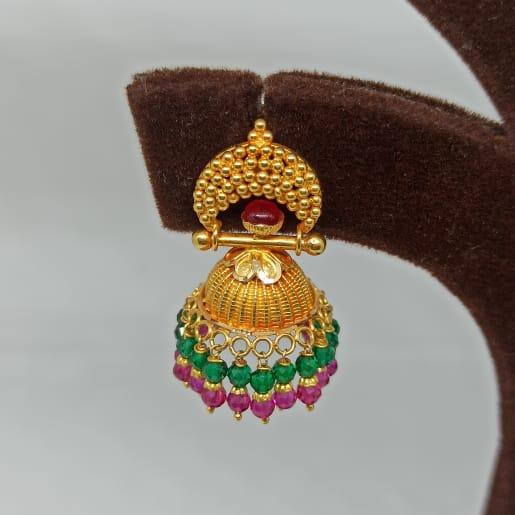 Ishitha Antique Jhumka