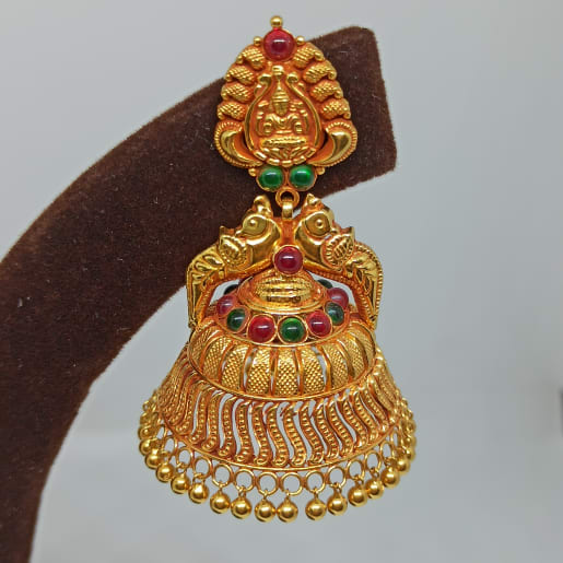 Lakshmi Antique Jhumka