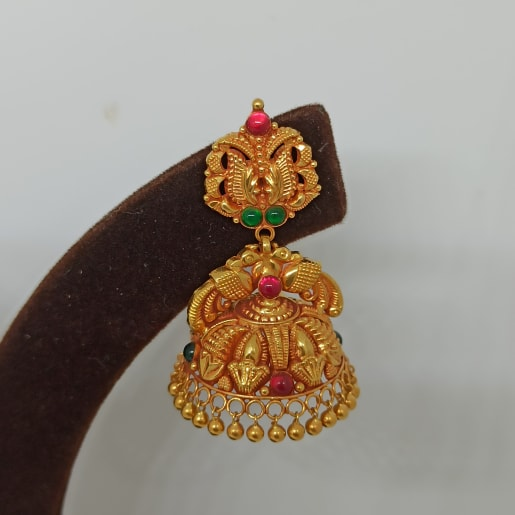 Vishwa Antique Jhumka