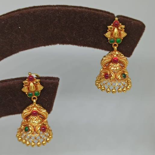 Devika Antique Jhumka