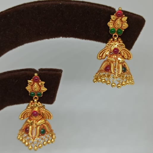 Yogita Antique Jhumka