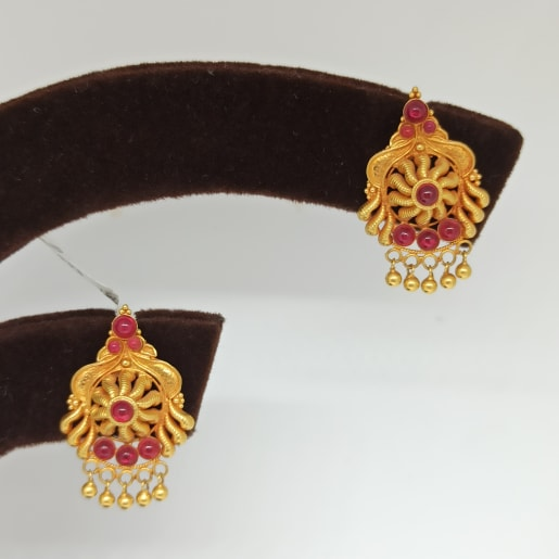 Aparna Antique Earrings