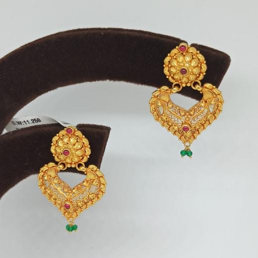 Bhavi Antique Chaandbali
