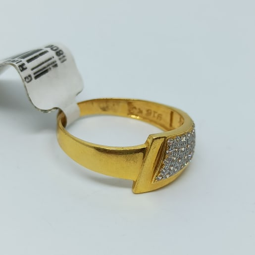 Harsh Cz Ring