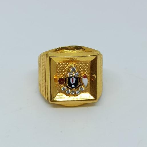 Balaji Ring For Men
