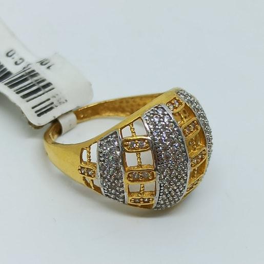 Jali Cz Ring For Women