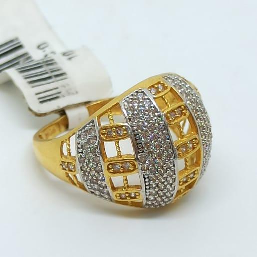 Aashika Cz Ring