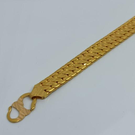 Arjuna Gold Bracelet