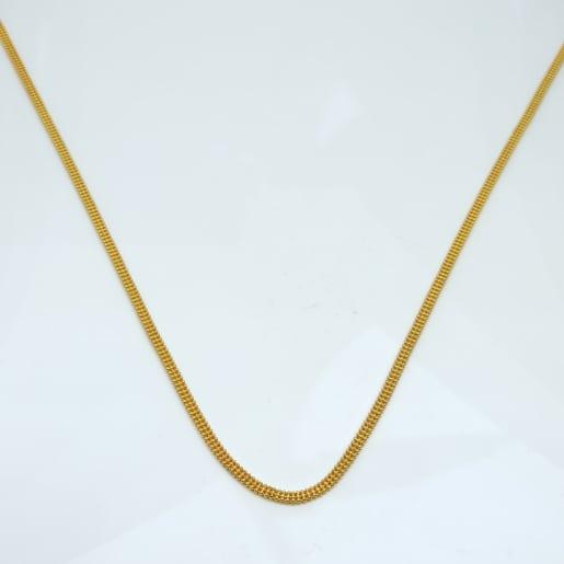 Small Gold Ball Chain