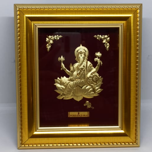 Lotus Ganesha A-7