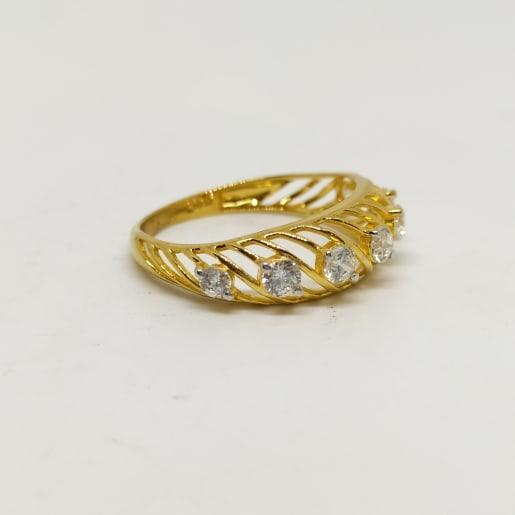 Sushma Cz Ring
