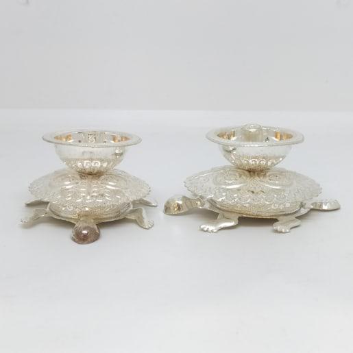 Tortoise Silver Deepa