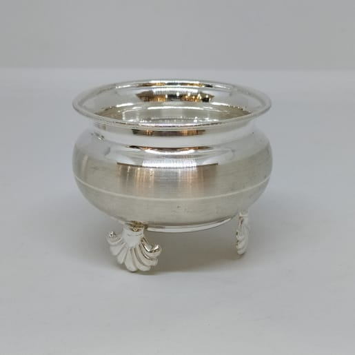 Silver Kalasha With Stand