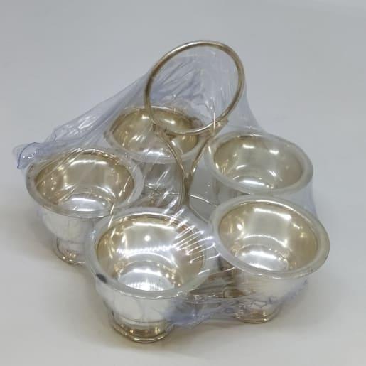 Silver Panch Deepa