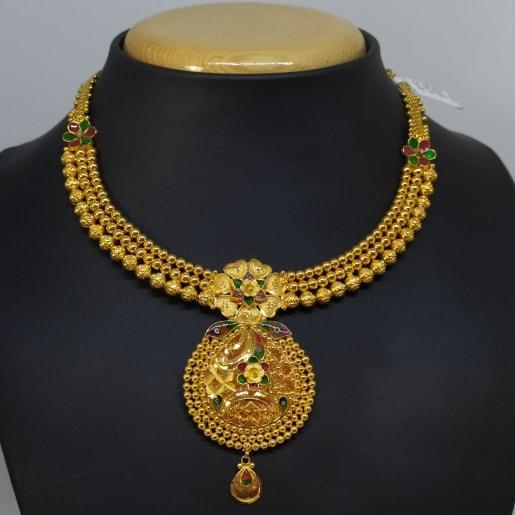 Rashitha Necklace