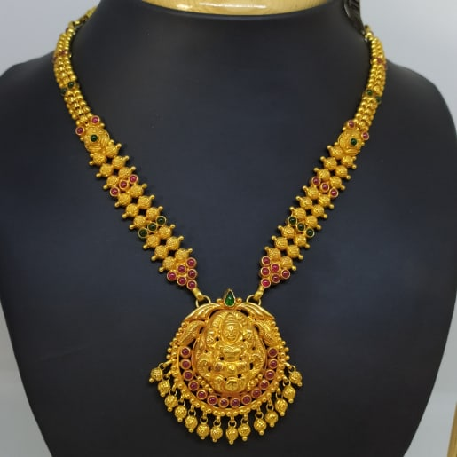 Lakshmi Stone Necklace