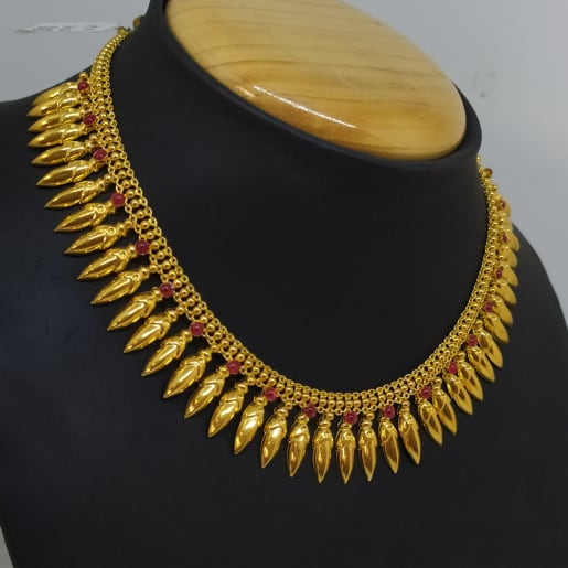 Bullet 2 Necklace