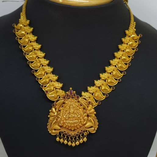 Lakshmi Mango 2 Necklace