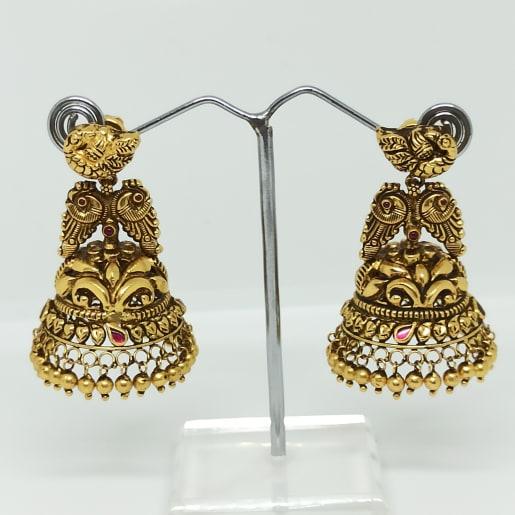 Tanisha Antique Jhumka