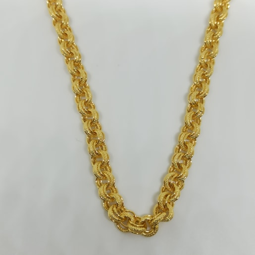 Tyre Gold Chain