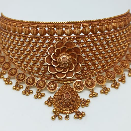 Antique Choker Design 1
