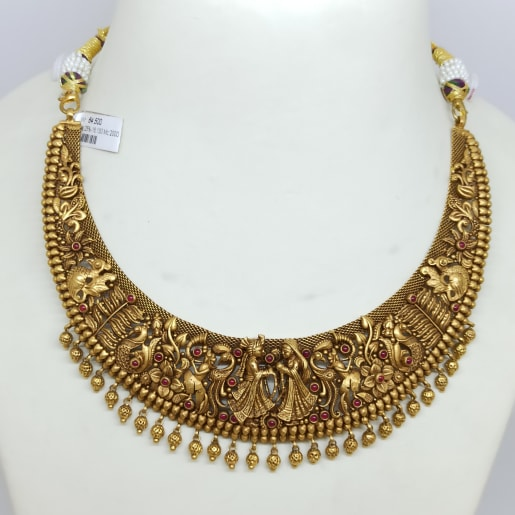 Kanyakumari Antique Necklace 2