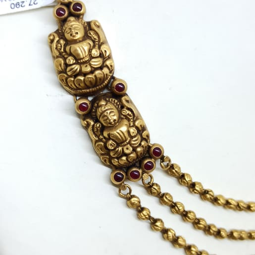 Lakshmi Small Gundu Necklace